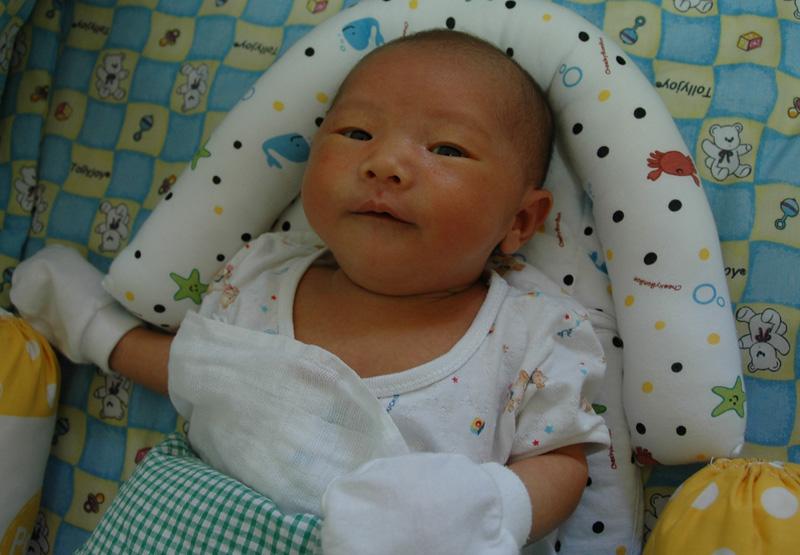 Baby Ben in 2009