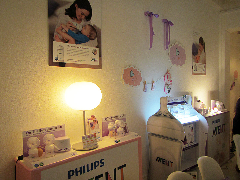 Philips AVENT Natural & Comfort range of products
