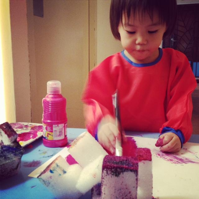 Becks painting