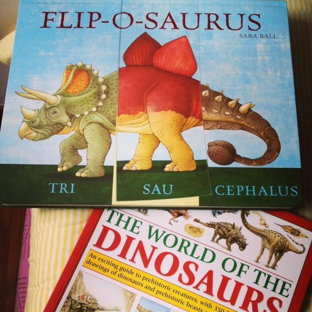 Dino good reads