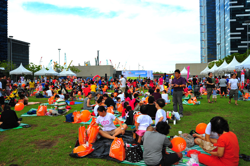Rise & Shine picnic