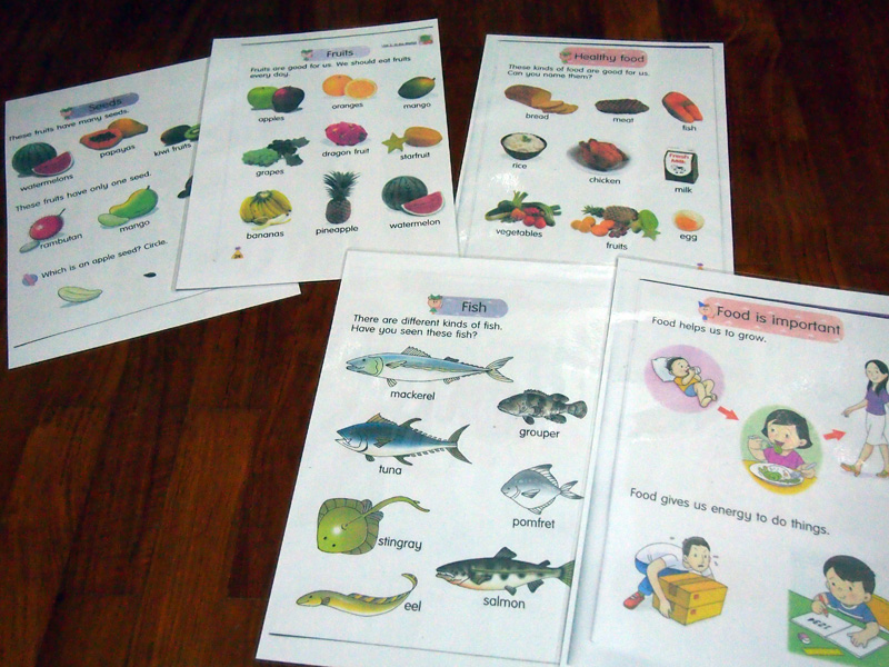 Fruit Food & Fish Science