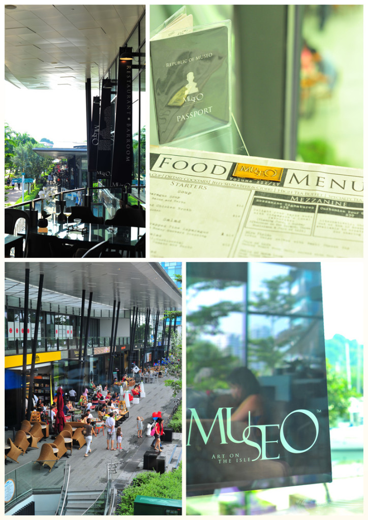 Museo_At Sentosa Cove