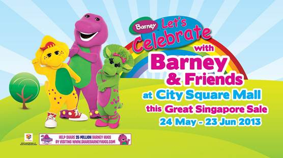 Celebrate with Barney & Friends