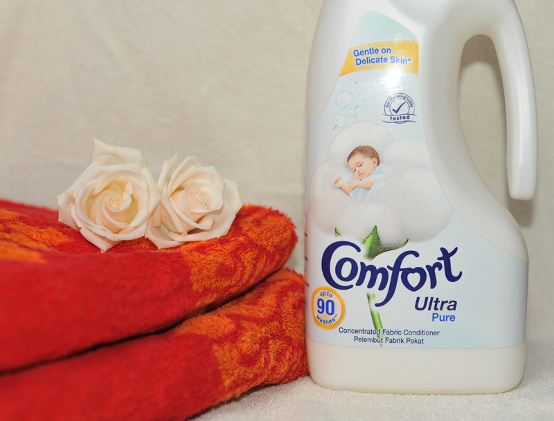 Comfort Ultra Pure for freshness and comfort