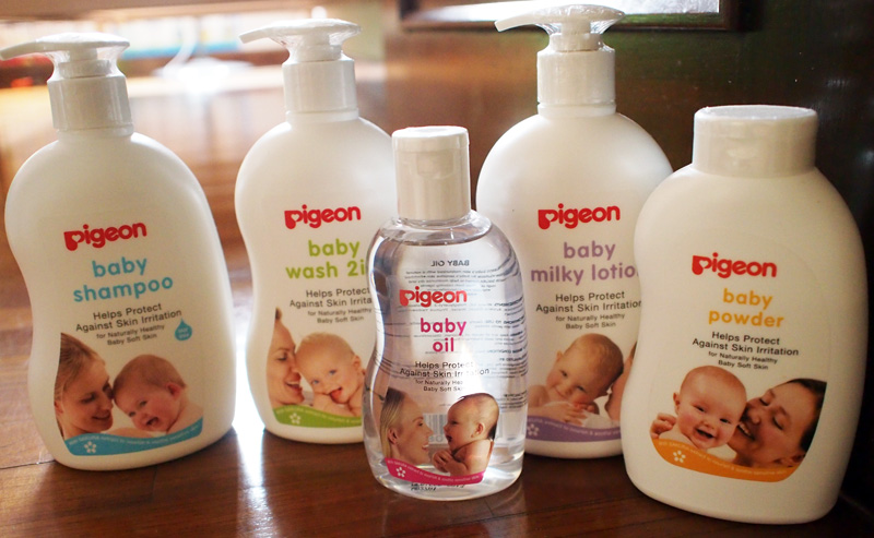 Pigeon Sakura Baby Toiletries