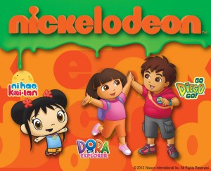 Fancy meeting Kai Lan, Dora and Diego?