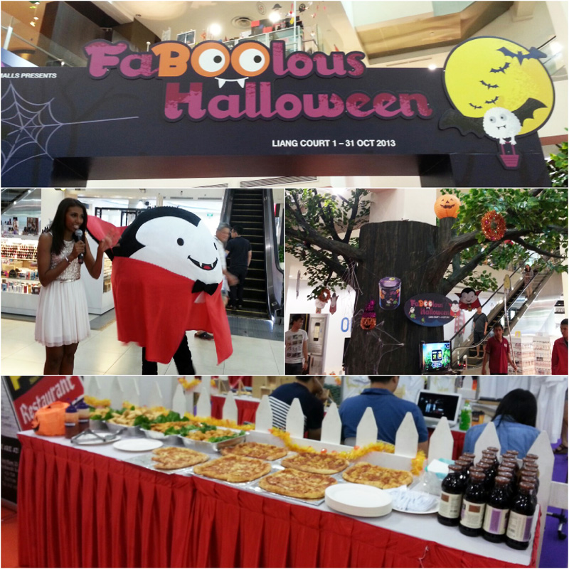A FaBOOlous Halloween at Liang Court from 1 - 31 October