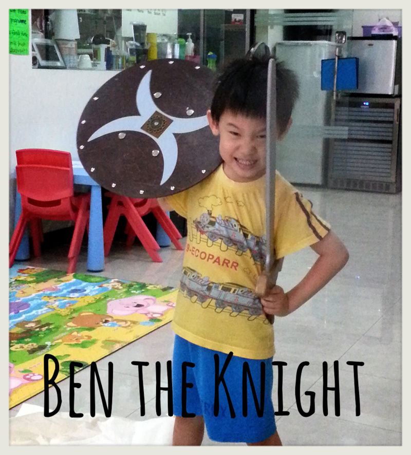Ben the Knight