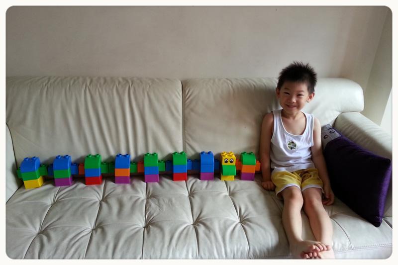 Lego Quadro
