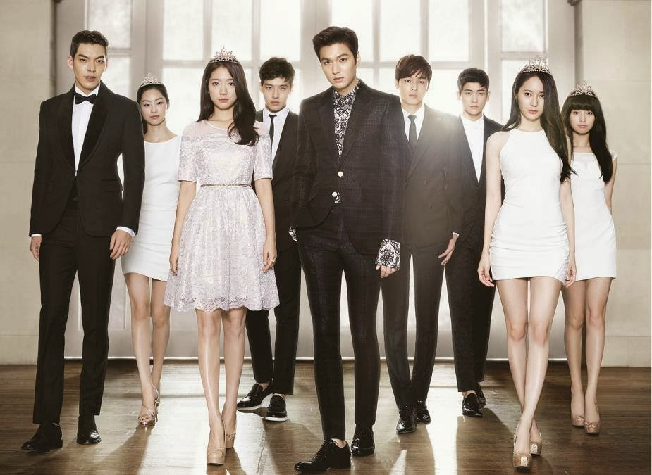 the heirs wallpaper