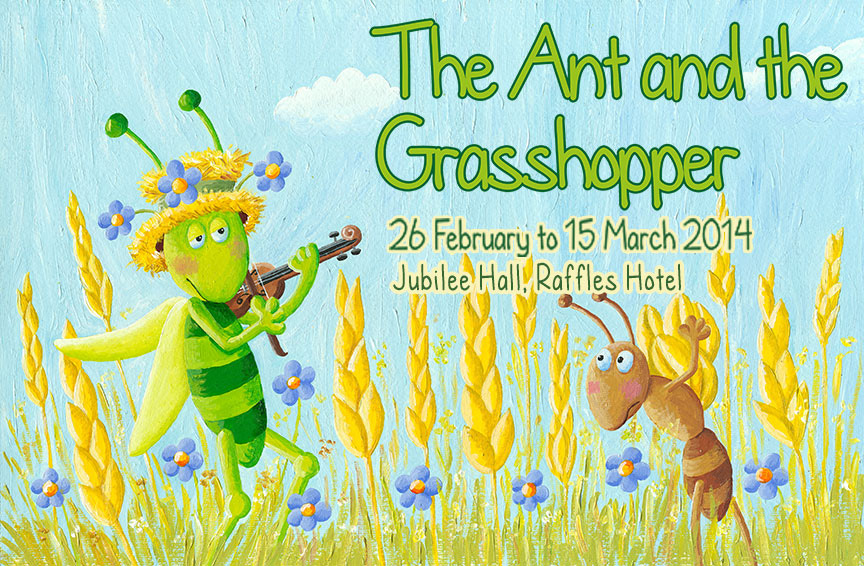 I Theatre The Ant & the Grasshopper
