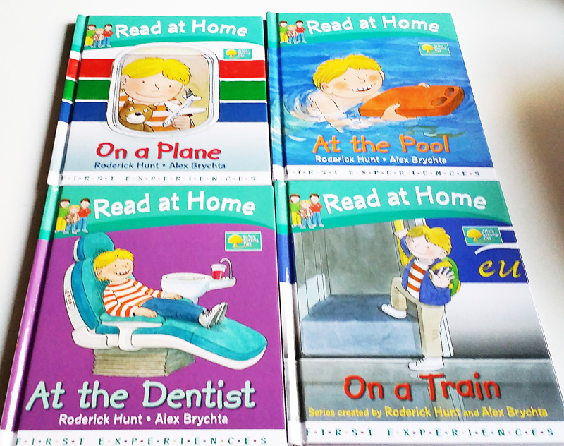 TGG_First Experiences Early Reader Books