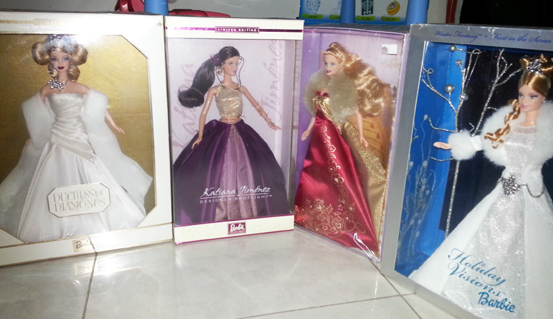 Barbie Collection More