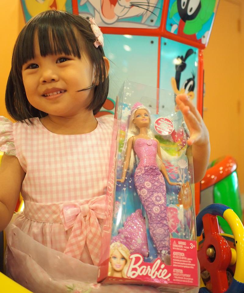 Barbie_Becks first Mermaid