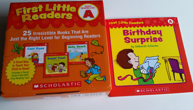 First Little Readers_Birthday Surprise