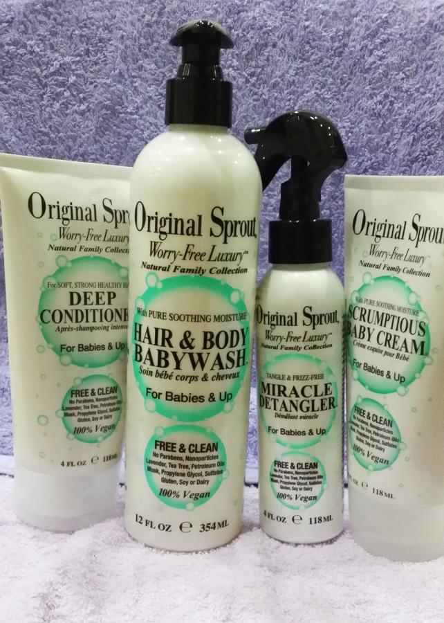 Original Sprout_Product Range