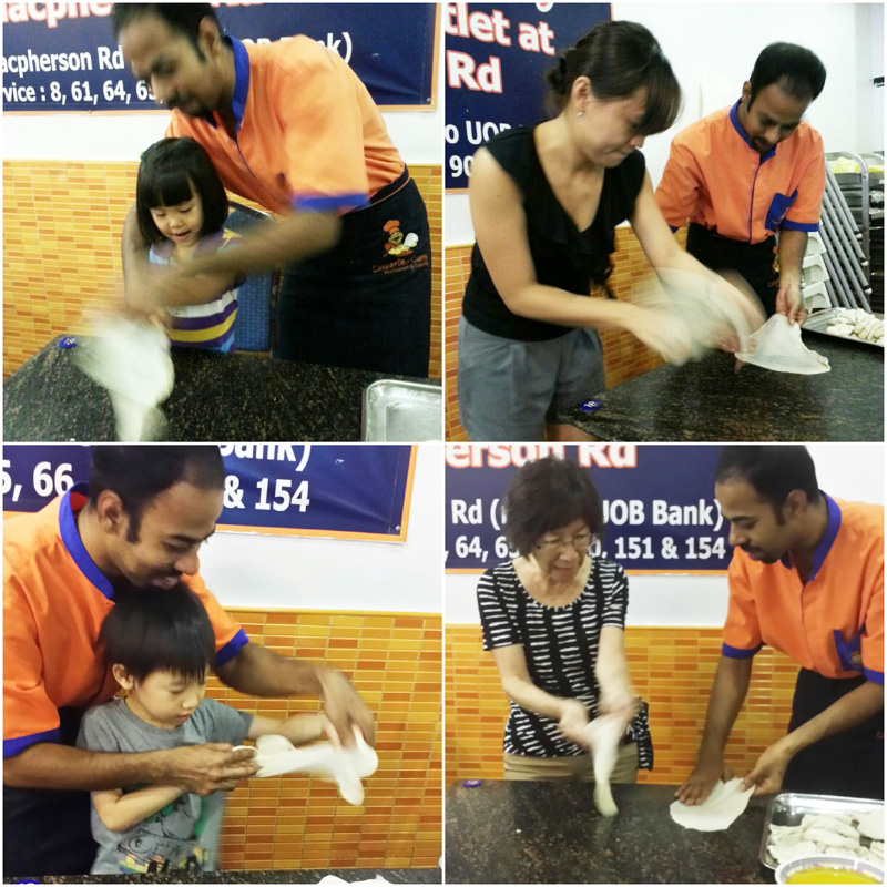 Flipping our dough! (ft. Becks, Ben, Mom-in-law, Motherkao with Uncle Babu)