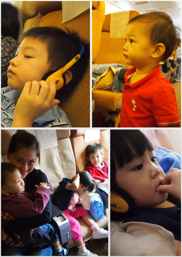 The Kao kids and their fond memories on the plane