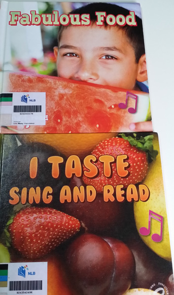 Food books_Singalong