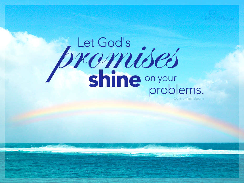 Devotional poster_God's promises
