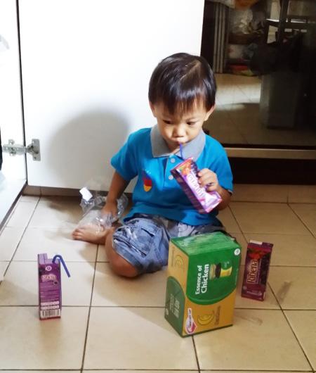Nat_drinking Ribena 2