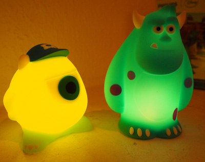 SoftPals from Monsters Inc