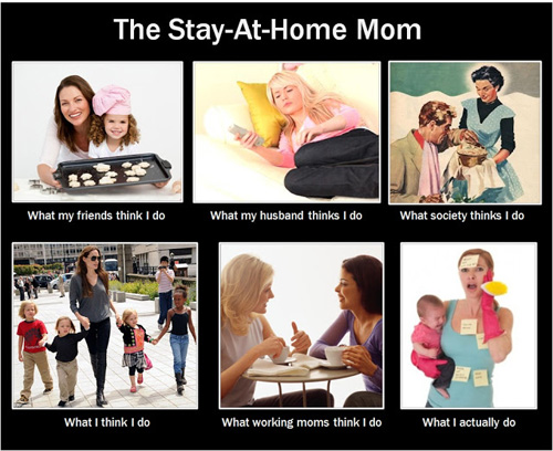 Stay home mom motivator