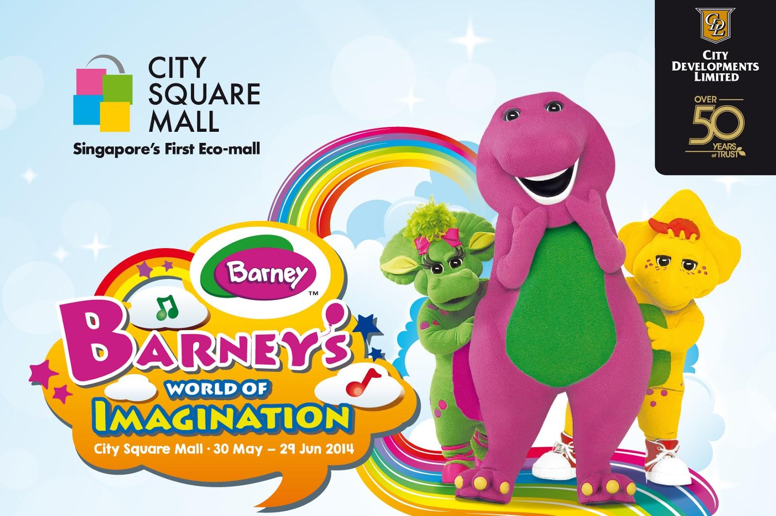 Barney Poster Promo