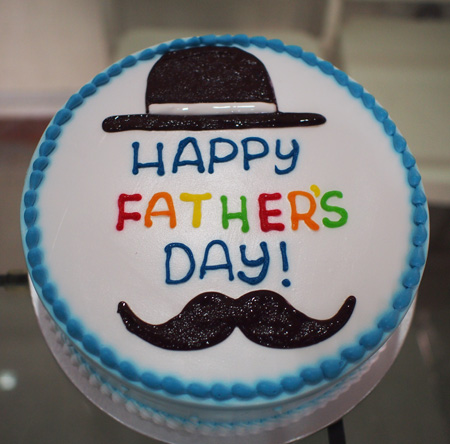 Emicakes Father's Day Cake