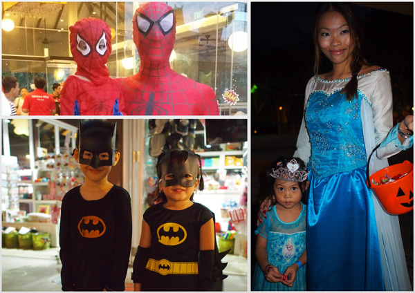 The Kao Superheroes met their clones...