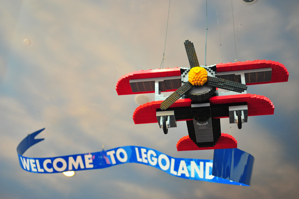 LEGOLAND Hotel Welcome