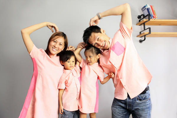 Midouceur Kao Family Shoot 2