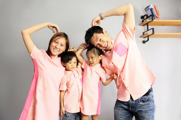 Midouceur Kao Family Shoot 2