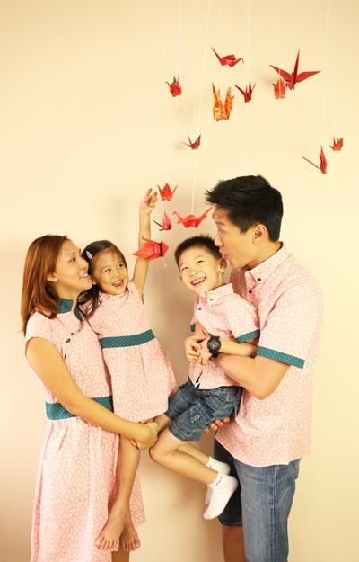 Midouceur Kao Family Shoot 3