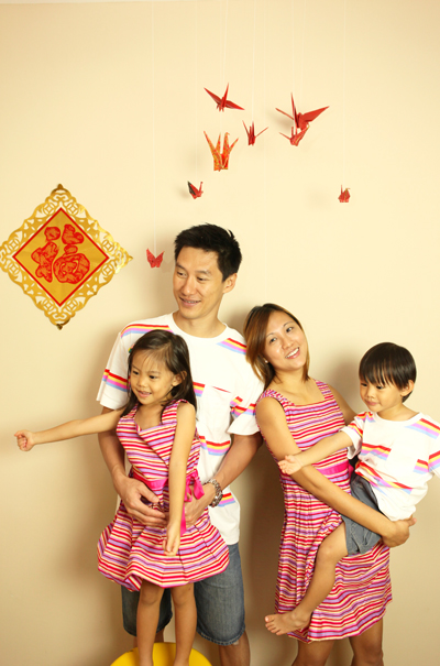 Midouceur Kao Family Shoot 4