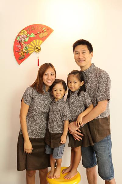 Midouceur Kao Family Shoot 5