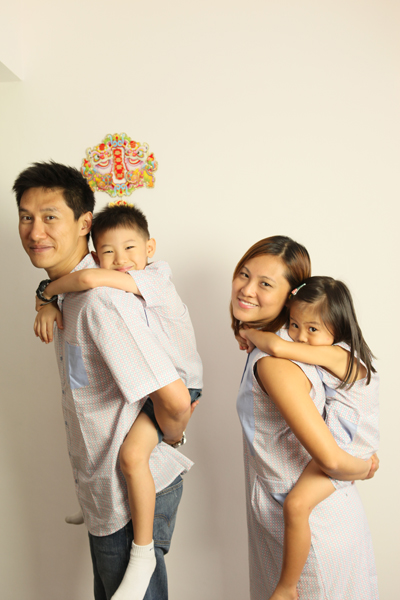 Midouceur Kao Family Shoot 6