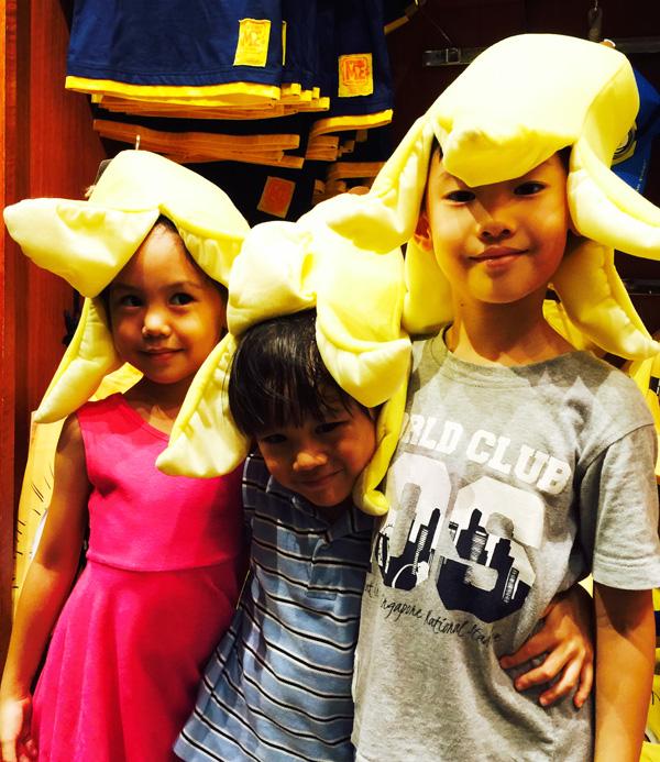 Banana Kao Kids