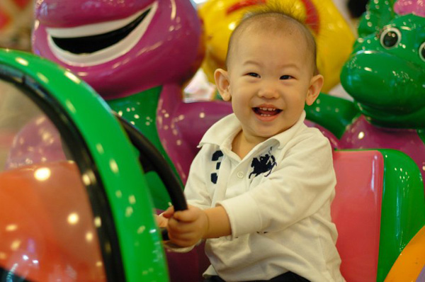 BenKao at One_Kiddy Ride