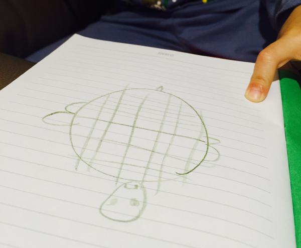 Nat's drawing