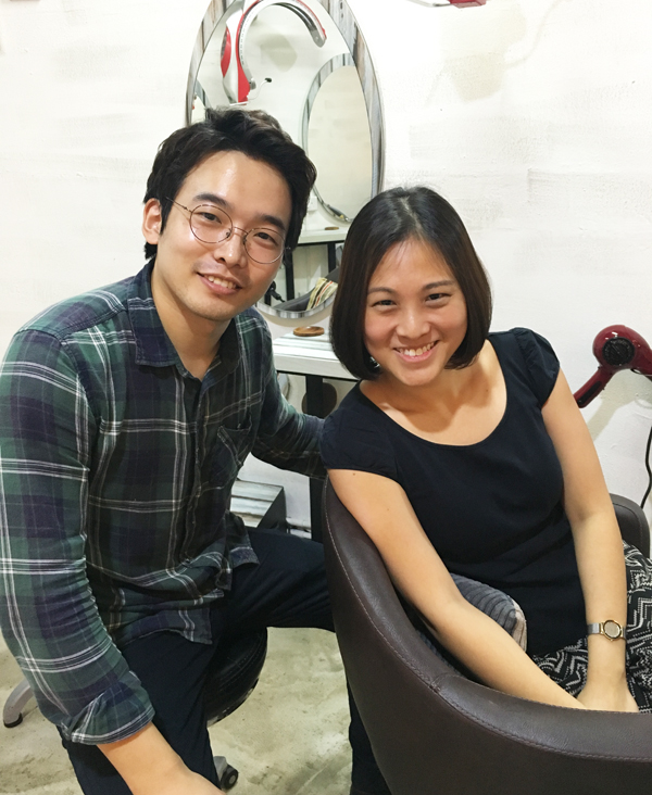 Haircut at Aqua Korean Hair Salon (5)