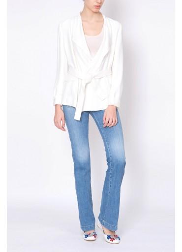 Iro white blazer