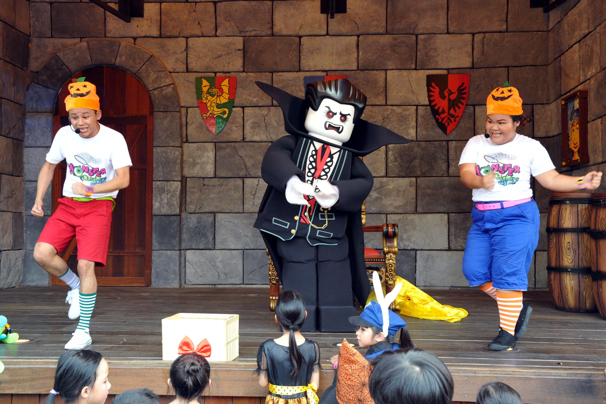 Picture Credit: Legoland Malaysia