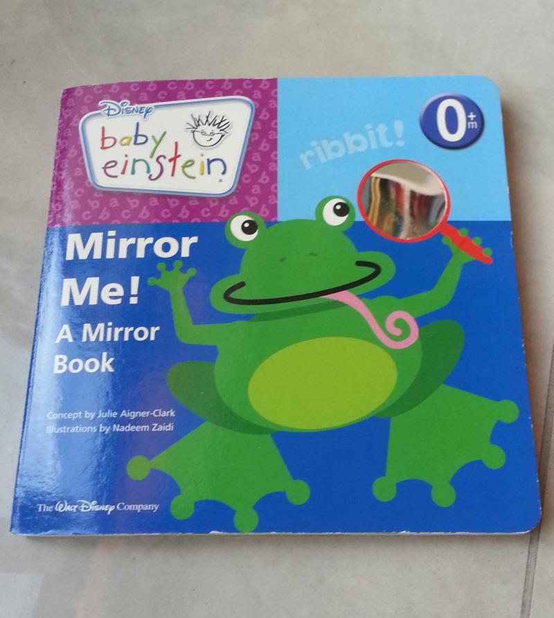 Teaching the kao kids raising a reader part 2 for Mirror books