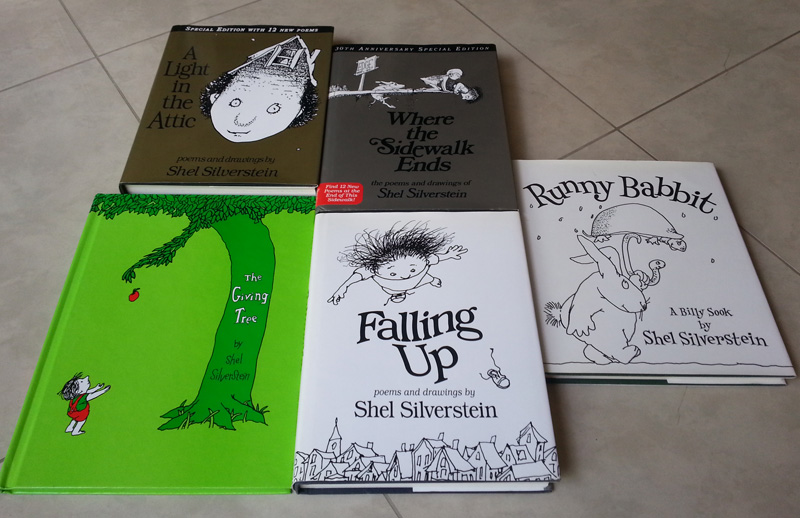 Shel Silverstein And His Family: November 2013