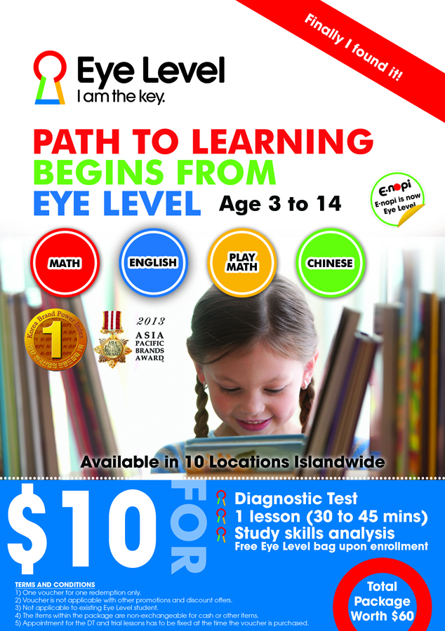 Learning The Eye Level Way: Play Math Programme Review
