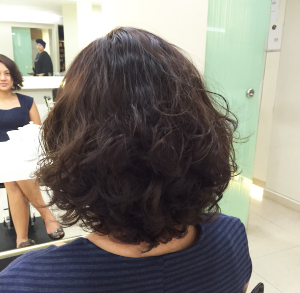 New year old perm and magic review of mosche hair for A final touch salon