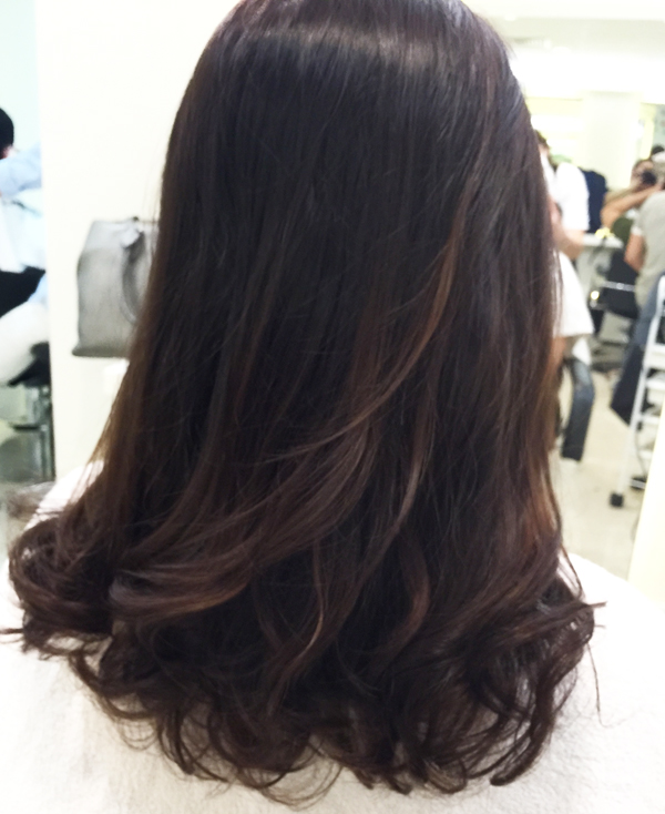 New year old perm and magic review of mosche hair for Actpoint salon review