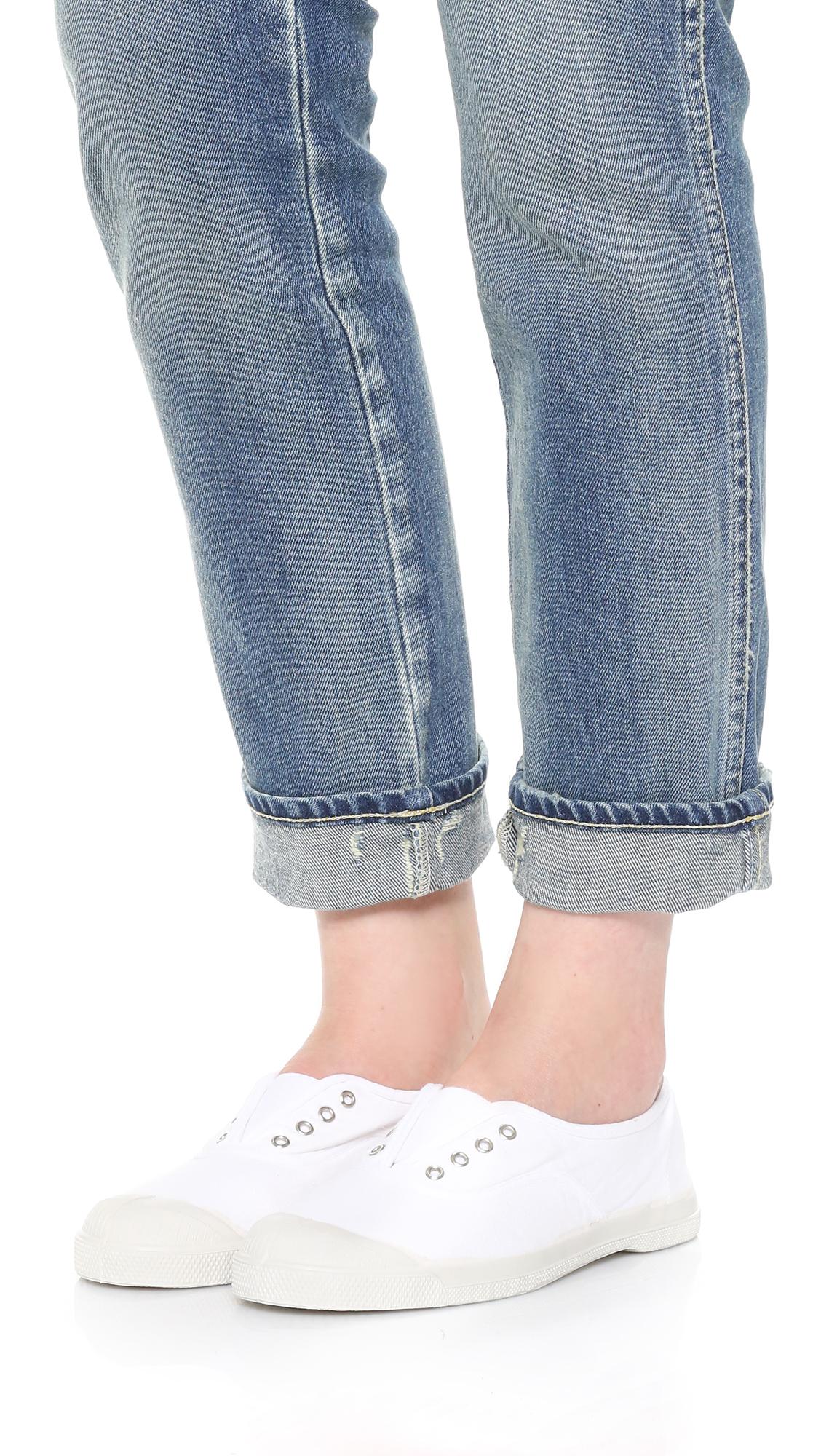 Bensimon Chaussures TENNIS ELLY Vente Pas Cher Pour Pas Cher Prix Pas Cher À Bas Prix Acheter Discount Promotion boutique vraiment RaavgePPJ